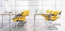 Tavolo moderno / in laminato / rettangolare / quadrato
