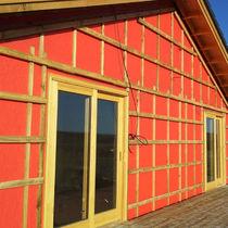 Membrana impermeabilizzante in alluminio / per facciate / per tetti / antiforatura