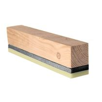 Isolante acustico / in lana di legno / per solaio / per muro