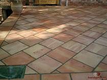 Piastrella da interno / da esterno / per pavimento / in terracotta