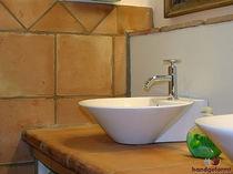 Piastrella da interno / da bagno / da pavimento / in terracotta