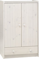 armadio per bambini a 2 ante (misto) 099/13 Steens Furniture