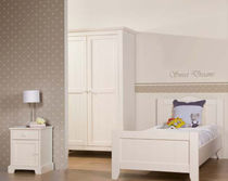 letto per bambini (misto) COUNTRY OLD WHITE Childhome