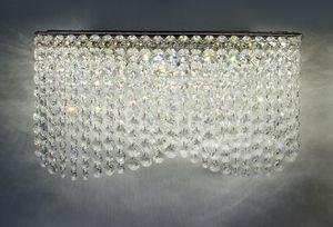 Applique in cristallo tutti i produttori del design e dell