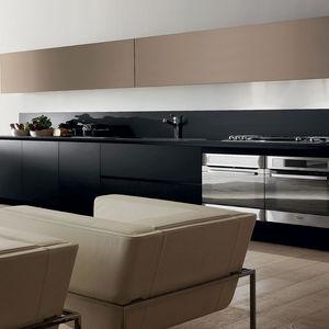 Cucina moderna / in legno / laccata / opaca - CRETA FLUTE by Centro ...