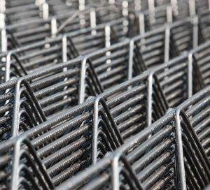 Rete elettrosaldata armature per cemento armato - FERRIERE NORD - Video