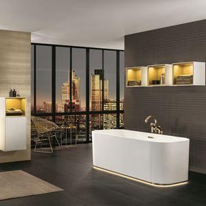 bagno moderno, bagno contemporaneo - tutti i produttori del design ... - Architettura Bagni Moderni