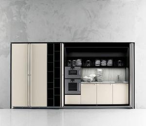 Cucina a scomparsa - Tutti i produttori del design e dell ...