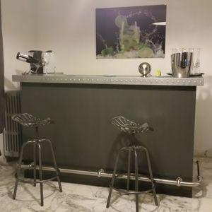 Bancone Cucina. Cucina Classica Su Misura Con Pietra A Spacco E ...