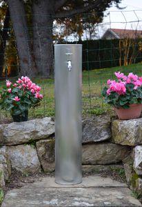 Fontana Da Giardino In Zinco Moderna