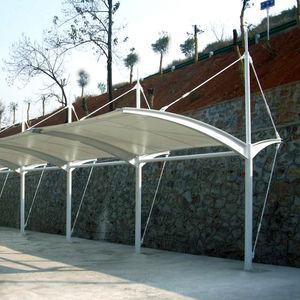 Allestimenti Per Giardini E Terrazze Tettoie Per Posto Auto Tutti