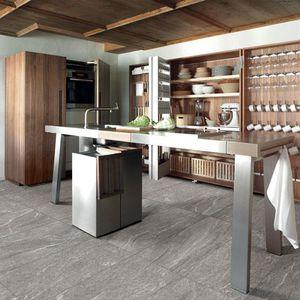 Piastrella da cucina / da sala / da pavimento / in gres porcellanato ...