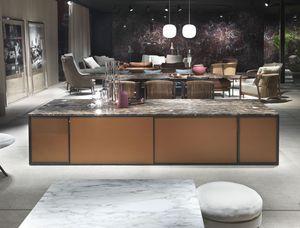 Credenza Con Piano In Marmo : Credenza in marmo tutti i produttori del design e dell