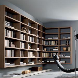 Libreria in legno - Tutti i produttori del design e dell ...
