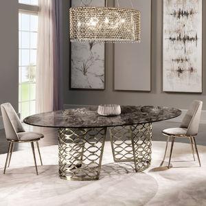 Tavolo in marmo - Tutti i produttori del design e dell\'architettura ...