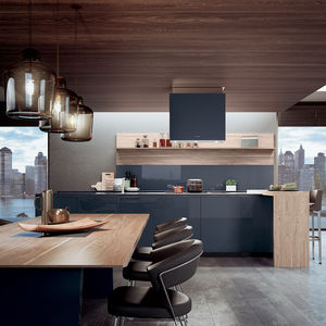 Cucina in noce - Tutti i produttori del design e dell\'architettura ...