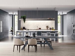 Cucina in legno massiccio - Tutti i produttori del design e dell ...