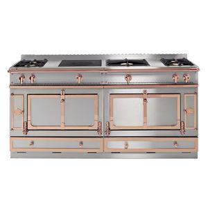 Blocchi cucina in acciaio inox LA CORNUE - Tutti i prodotti su ArchiExpo