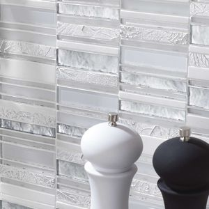 piastrelle aspetto mosaico - tutti i produttori del design e dell ... - Rivestimento Cucina Mosaico