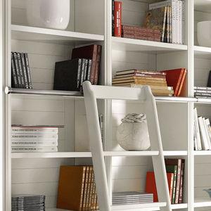 Librerie Con Scala Scorrevole In Legno.Libreria A Forma Di Scala Simple Libreria Scaletta Libreria