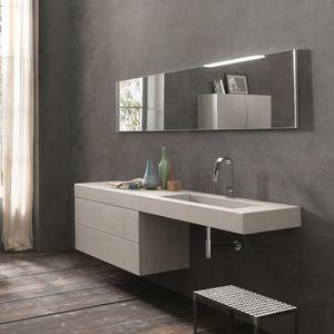 Mobile lavabo in cemento - Tutti i produttori del design e dell ...