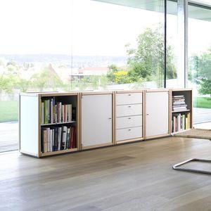 Credenza Bassa Bianca Moderna : Credenza in faggio tutti i produttori del design e dell architettura