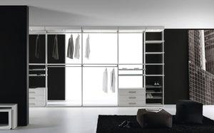 Cabina Armadio Kriptonite : Cabina armadio in metallo tutti i produttori del design e dell
