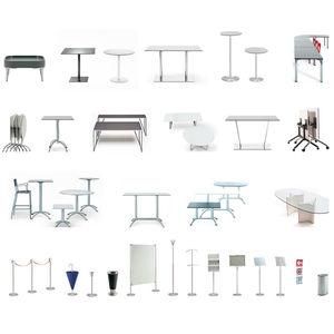 Tavoli Pieghevoli Allungabili Configurazione Variabile.Tavolo Modulare Tavolino Modulare Tutti I Produttori Del Design E