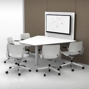 Tavolo da riunione da parete - Tutti i produttori del design e dell ...