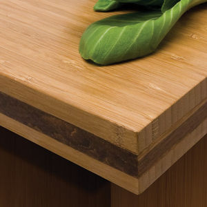Piano di lavoro in bambù / da cucina - BUTCHER BLOCK - Teragren ...