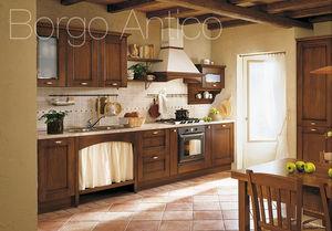 Cucina classica / in legno massiccio / in legno - BORGO ANTICO 04 ...