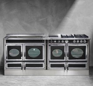 Blocco cucina in acciaio inox - Tutti i produttori del design e ...
