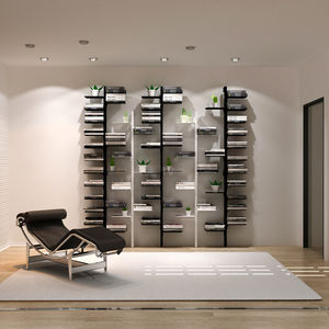 Libreria a muro - Tutti i produttori del design e dell\'architettura ...