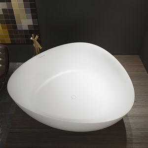 vasca da bagno ad isola in solid surface