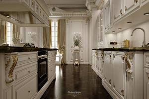 Cucina in stile - Tutti i produttori del design e dell\'architettura ...