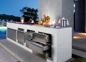 Cassetto da cucina da giardino - Tutti i produttori del design e ...