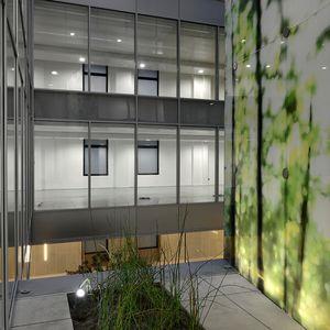 Pannello in vetro per parete - Tutti i produttori del design e ...