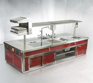 Blocco cucina professionale - Tutti i produttori del design e dell ...
