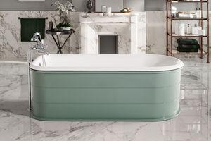 Vasca Da Bagno Piccola Esterna : Vasca da bagno in ghisa tutti i produttori del design e dell
