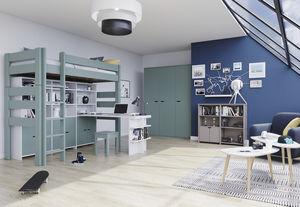 Cameretta Bianca E Blu : Cameretta blu per bambini tutti i produttori del design e dell