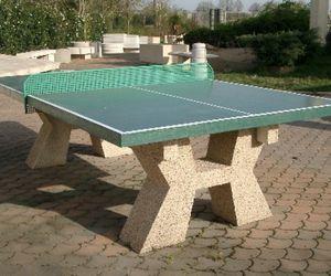 Tavoli Da Giardino In Cemento Prezzi.Set Tavolo E Panca Moderno In Calcestruzzo Da Giardino Per