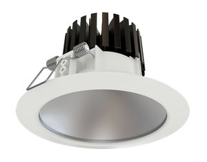 Downlight ad incasso / LED / rotondo