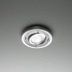 Faretto ad incasso / da soffitto / LED / rotondo