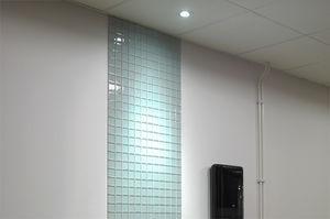 Faretto da soffitto / ad incasso / LED / rotondo