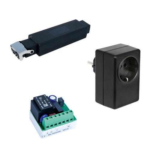 interruttore per sistema domotico / automatico / telecomandato / classico