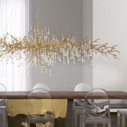 lampada a sospensione - Serip Organic Lighting
