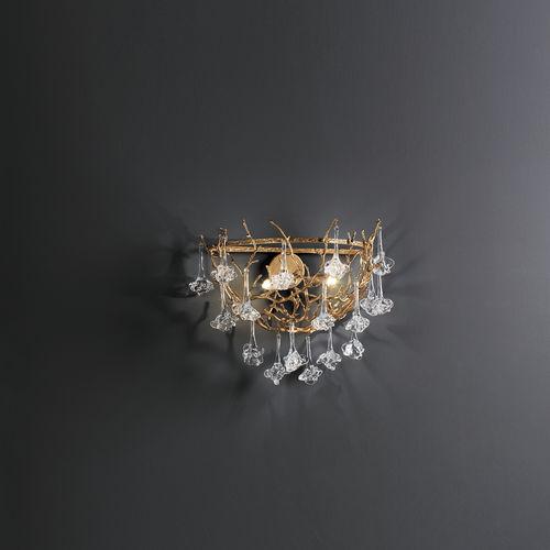 Lampada a sospensione / design originale / in metallo / in vetro CORAL : AP1442/2 Serip Organic Lighting