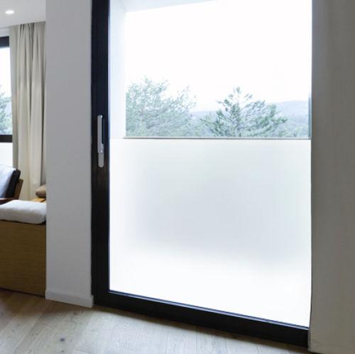 Pellicola decorativa adesiva / stabile ai raggi UV / ad alta resistenza / per protezione solare MAT WHITE SolarScreen International
