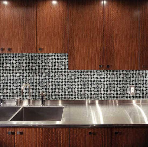 mosaico da interno / da cucina / da pavimento / in granito