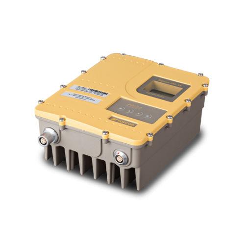ricevitore UHF / per cantiere / portatile